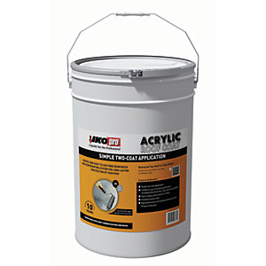Image of IKOpro Acrylic Roof Coat Mid Grey 20ltr