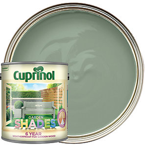 Cuprinol Garden Shades Matt Wood Treatment - Willow 2.5L