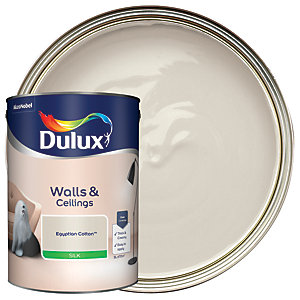 Dulux - Egyptian Cotton - Silk Emulsion Paint 5L
