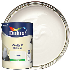 Dulux - Timeless - Silk Emulsion Paint 5L