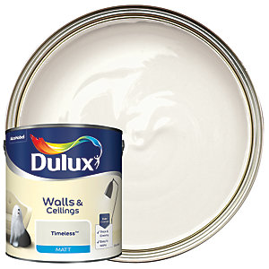 Dulux - Timeless - Matt Emulsion Paint 2.5L