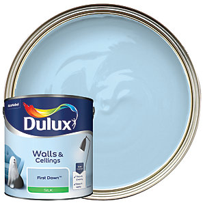 Dulux - First Dawn - Silk Emulsion Paint 2.5L