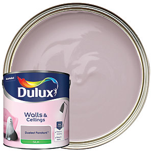 Dulux - Dusted Fondant - Silk Emulsion Paint 2.5L