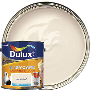 Dulux Easycare Washable & Tough - Natural Calico - Matt Emulsion Paint 2.5L