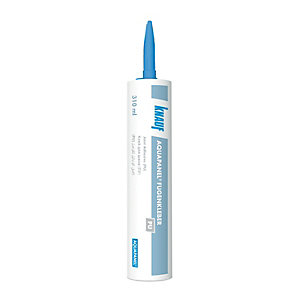 Image of Knauf Aquapanel Joint Adhesive - Grey 310ml
