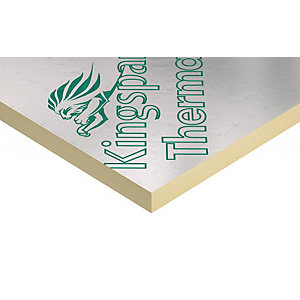 Image of Kingspan TW50 Thermal Insulation Board - 1200 x 450 x 100mm