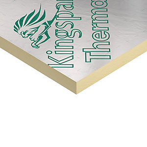 Image of Kingspan TP10 Insulation Board - 2400 x 1200 x 25mm