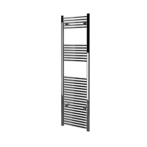 Kudox Straight Towel Radiator - Chrome 500 x 1800 mm
