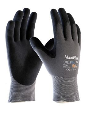 33743c714aa7db ATG MaxiFlex Ultimate Work Glove with Ad-apt Technology - Large Size ...