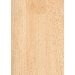 Image of Wickes Beech Effect Laminate Sample