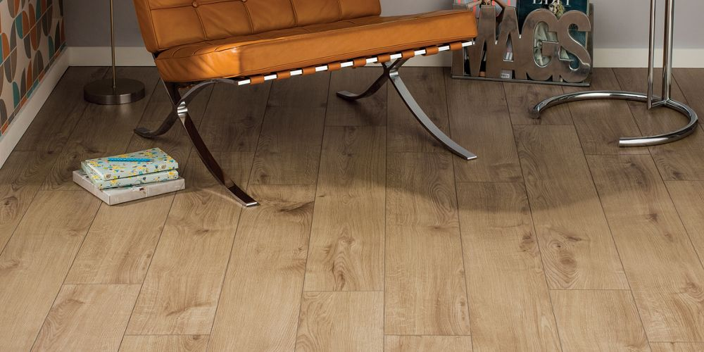Navelli Light Oak Flooring