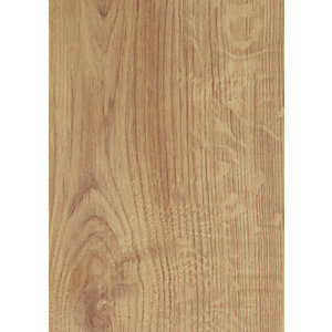 Wickes Navelli Oak Laminate Flooring Sample