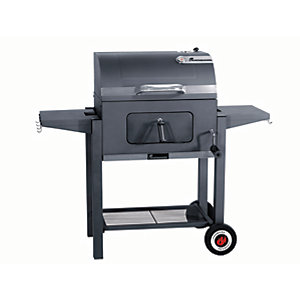 Landmann Tennessee Broiler Charcoal BBQ - Black