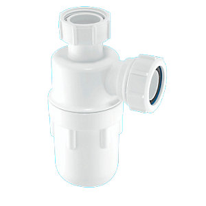 Image of McAlpine C10 Seal Bottle Trap - 38 x 75mm