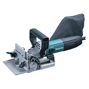 Image of Makita 700W 240V Corded Biscuit jointer PJ7000