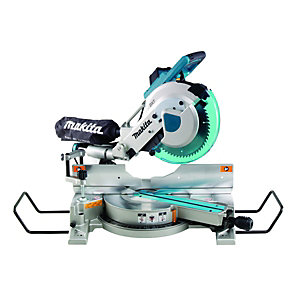 Makita LS1016 260mm Sliding Mitre Saw 110V - 1510W
