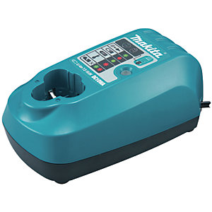 Makita DC10WA 7.2-10.8V Li-ion Battery Charger