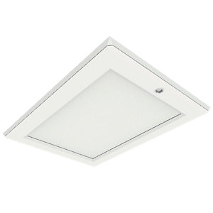 Image of Manthorpe GL250 Insulated Loft Access Door - White