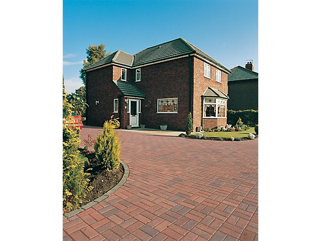 Marshalls Block Paving - Brindle 200 X 100 X 50mm