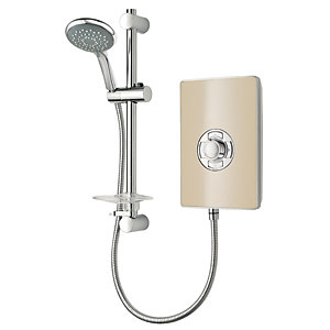 Triton Style Electric Shower - Riviera Sand 9.5kW