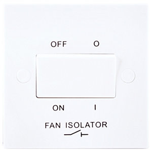 Image of BG 10A Fan Isolator Switch