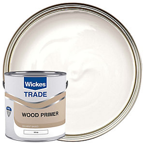 Wickes Trade Wood Primer 2.5L