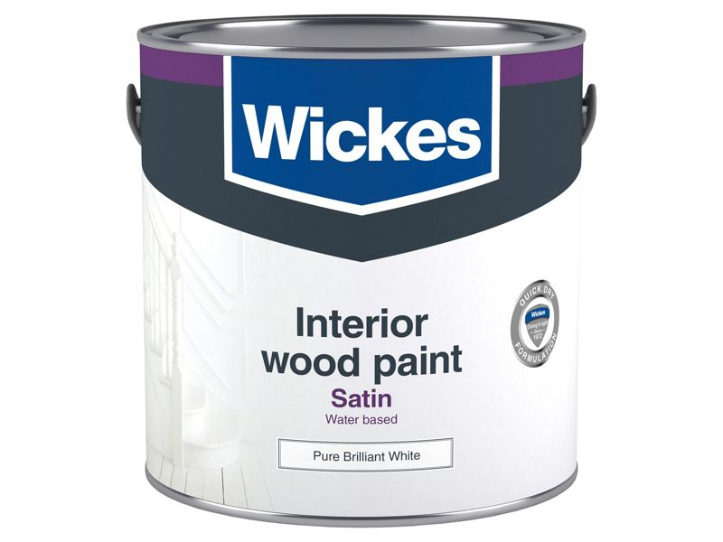 Wickes Interior Wood Paint