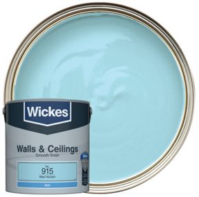 Wickes New Horizon No 915 Vinyl Matt Emulsion Paint 2 5l