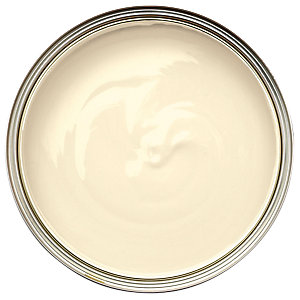 Wickes Non-Drip Matt Paint - Harvest Moon 750ml