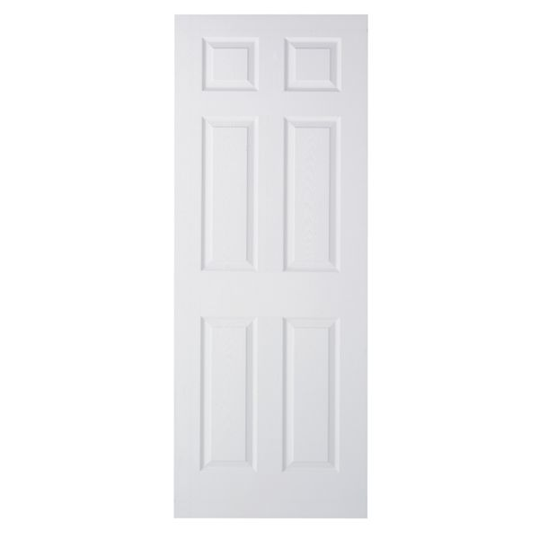 Woburn White Moulded Door - 1981mm X 762mm