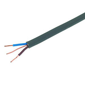 Wickes Twin & Earth Cable - 1mm2 x 16.5m