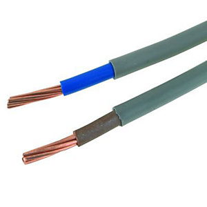 Image of Wickes Single Insulated Sheath Cable - 25mm x 1m