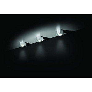 Wickes Komet Square Ultra Bright LED Light Kit 3W - Pack of 3