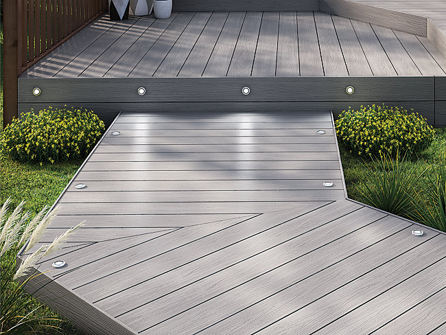 Decking - Decking Boards & Decking Kits - Garden Decking | Wickes