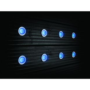 Wickes led blue deck lights 45mm 32w wickes aloadofball Image collections