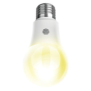 Hive Active Led Dimmable White E27 Light Bulb - 9W