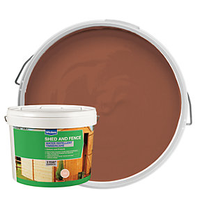Wickes Water Repellent Timbercare - Golden Brown 10L