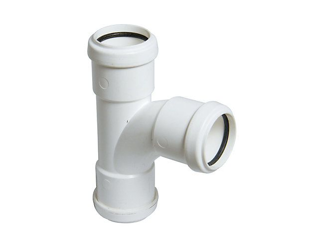 Plastic Push Fit Fittings