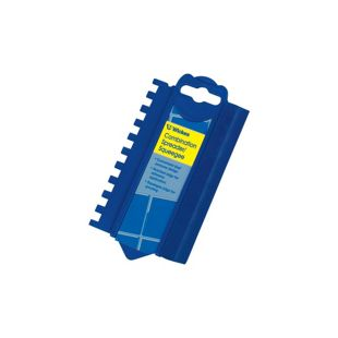 Wickes Tile Adhesive Combination Spreader Squeegee   Wickes.co.uk