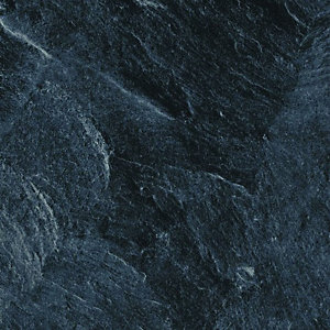 Wickes Bathroom Worktop - Welsh Slate Gloss 2000mm