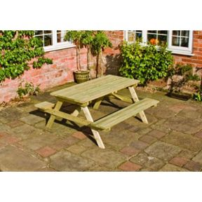 Enjoyable Garden Wooden Furniture Garden Design Ideas Ocoug Best Dining Table And Chair Ideas Images Ocougorg