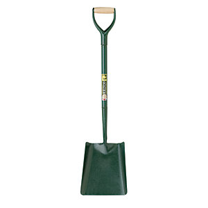 Bulldog Square Mouth Myd Handle Shovel