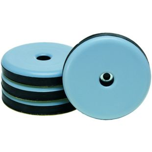 wickes 63mm self adhesive glides pack of 4 wickes co uk