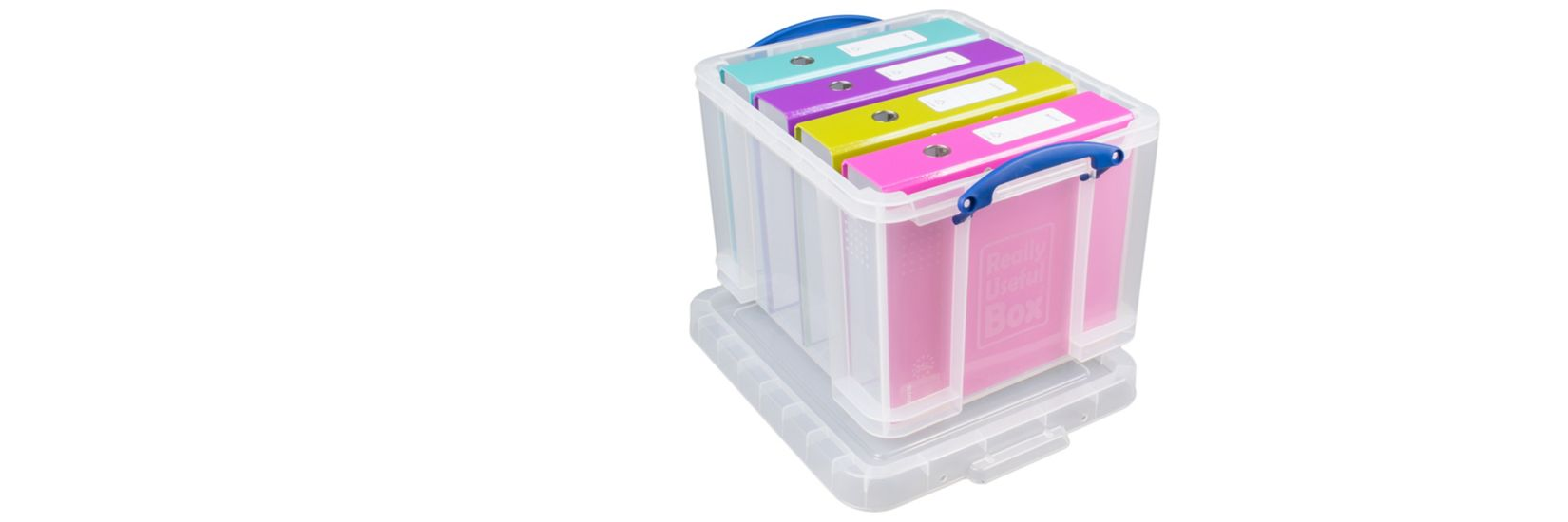 Really Useful Clear Box <br> 35L