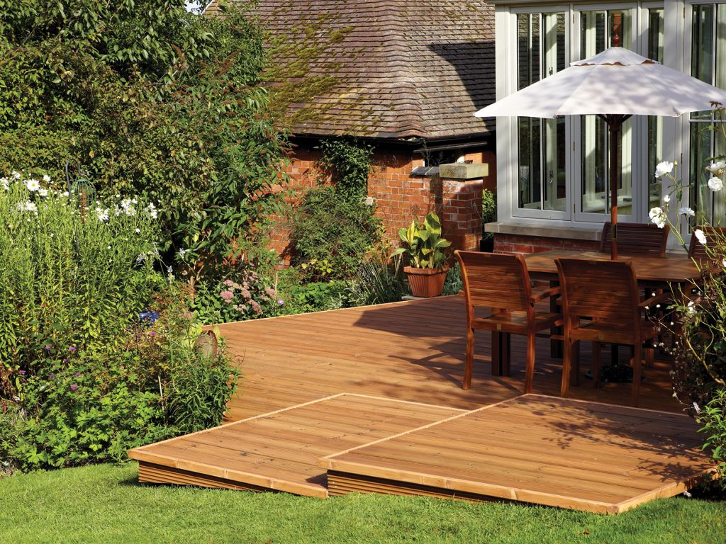 Decking Stain and Oil