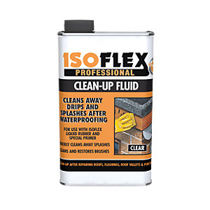 Image of Isoflex Clean Up Fluid - 500ml