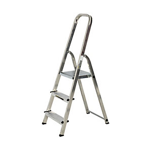 Compare retail prices of Youngman Professional 3 Tread Aluminium Stepladder to get the best deal online