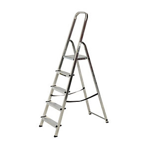 Compare retail prices of Youngman Professional 5 Tread Aluminium Stepladder to get the best deal online