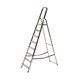 Compare retail prices of Youngman Professional 8 Tread Aluminium Stepladder to get the best deal online