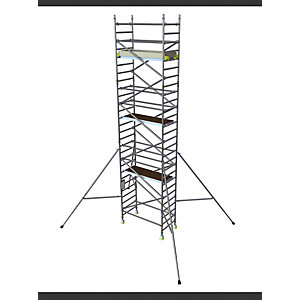 Compare retail prices of Youngman BoSS Premium Access Tower System Option 1 to get the best deal online